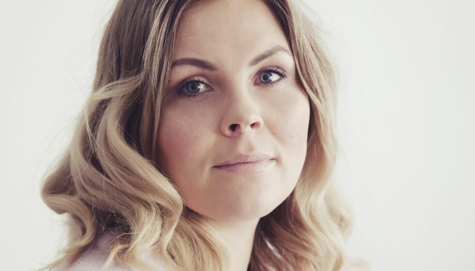 STREVER PSYKISK ETTER SPONTANABORT: Kristel Henriksen opplevde en missed abortion og ble sjokkert over sorgen hun opplevde og hvor lite det ble snakket om. FOTO: Yvonne Wilhelmsen