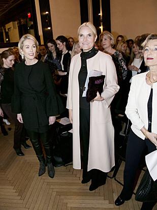 <strong>ENGASJERT:</strong> Innovasjon Norge-direktør Anita Krohn Traaseth roser kronprinsessens engasjement. Foto: Pontus Höök / NTB scanpix