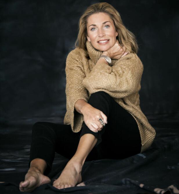 HAR DET BRA MED SEG SELV: - Jeg fyller snart 50 år, og jeg har det så mye bedre enn da jeg var 25, sier Ann Wilson. FOTO: Heléne Linsjö