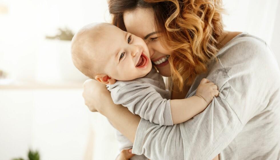 IKKE FARLIG: Tanker om å skade barnet betyr ikke at du kommer til å gjøre det. FOTO: NTB Scanpix