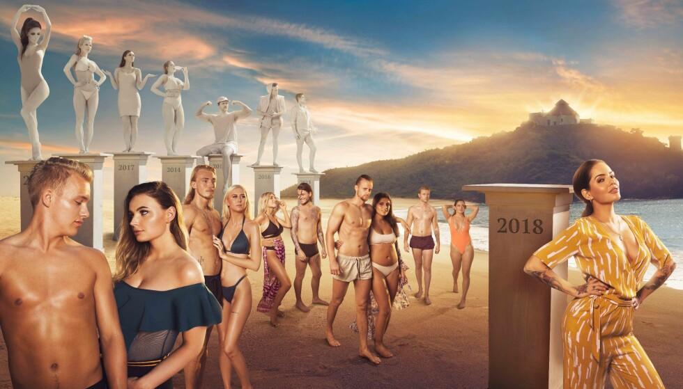 PARADISE HOTEL 2018: Kan det å delta på Paradise Hotel være ødeleggende for karrieren til deltakerne? FOTO: TV3/Rune Bendiksen