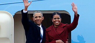 Michelle og Barack Obama får kanskje egen Netflix-serie