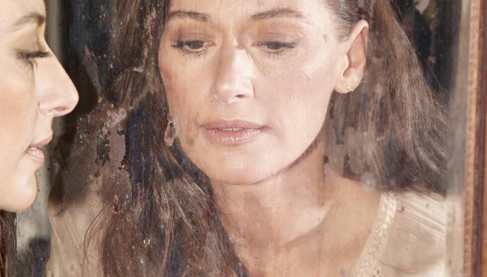 INTERESSANTE ROLLER: - Jeg opplever at jeg får mer interessante roller jo eldre jeg blir, sier Pia Tjelta (40). FOTO: Julie Pike