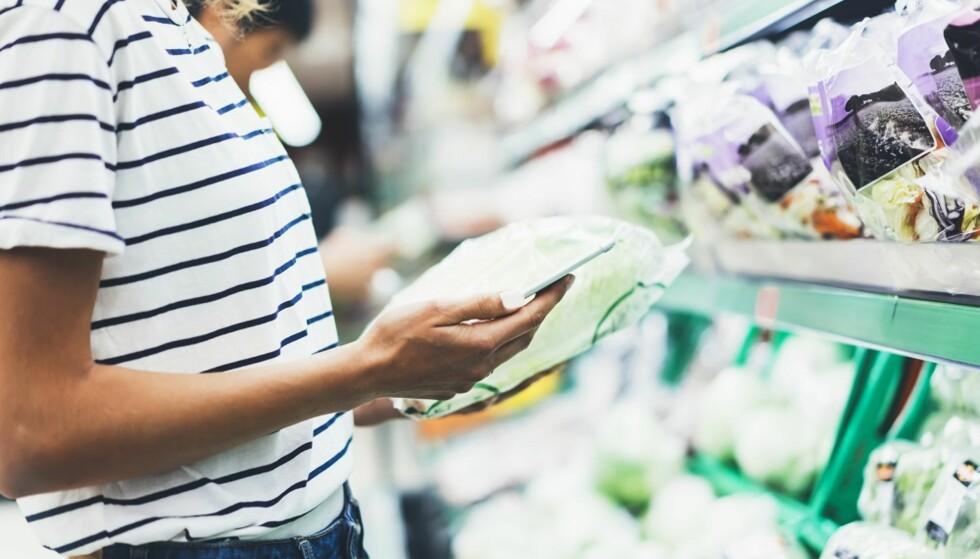SPARE PENGER: Planlegg godt og sammelign pris når du handler. Da kan du spare masse penger. FOTO: NTB Scanpix/Shutterstock