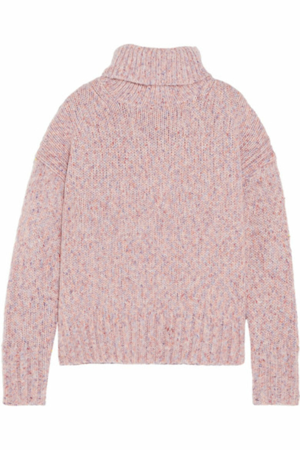 Genser fra J.Crew  1818,-  https://www.net-a-porter.com/no/en/product/975181/j_crew/martin-knitted-turtleneck-sweater