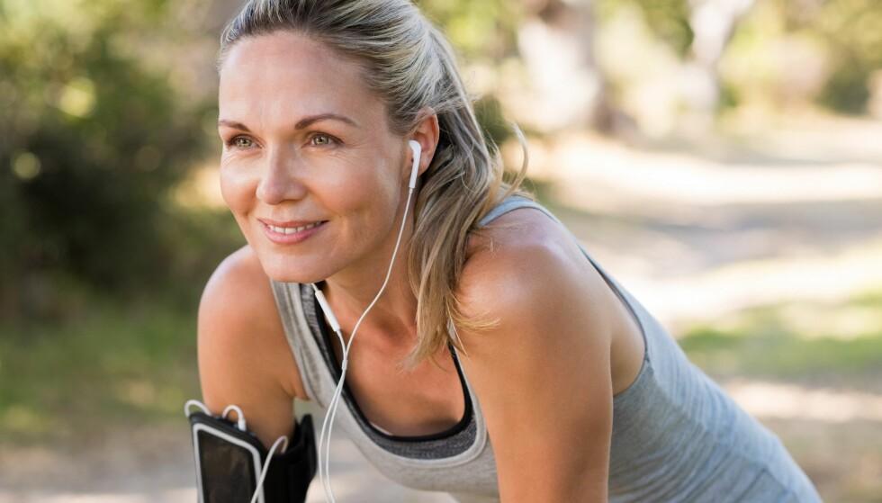TRENING ER BEST: Trening har effekt på en hel haug av prosesser i kroppen, og en pille kommer nok aldri til å ta over, ifølge ekspertene. FOTO: NTB Scanpix