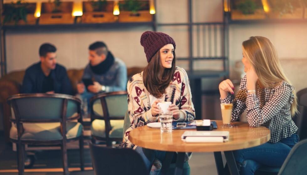 VENNSKAP: Er du en god lytter for vennene dine, men føler at enkelte utnytter det? Da bør du lese videre. FOTO: NTB scanpix