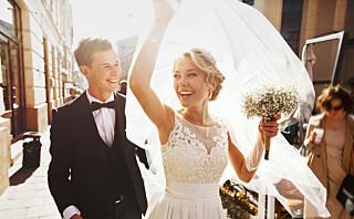 - Bryllup og barn er fryktelig smittsomt, spesielt blant kvinner
