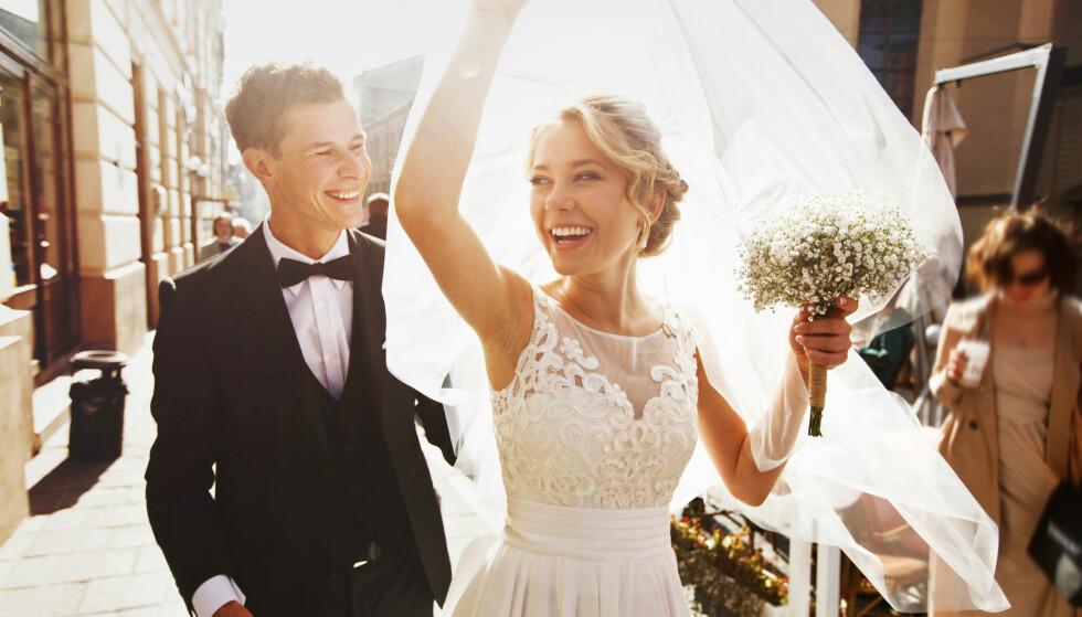 BARN OG BRYLLUP: - Vi ønsker å være som andre, og ha det som andre har. Bryllup og baby er fryktelig smittsomt, spesielt blant kvinner. Vi blir påvirket av det som skjer rundt oss, sier eksperten. FOTO: NTB Scanpix