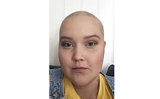 - Da jeg fikk vite at det var leukemi, føltes det som om hele verden raste sammen