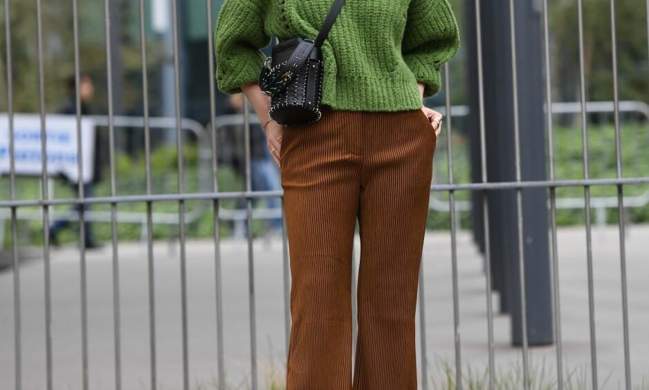 GÅ FOR GENSER: En deilig strikkagenser passer perfekt til både sommer og vinter. Vi viser deg hvordan du kan style den! Foto: Scanpix