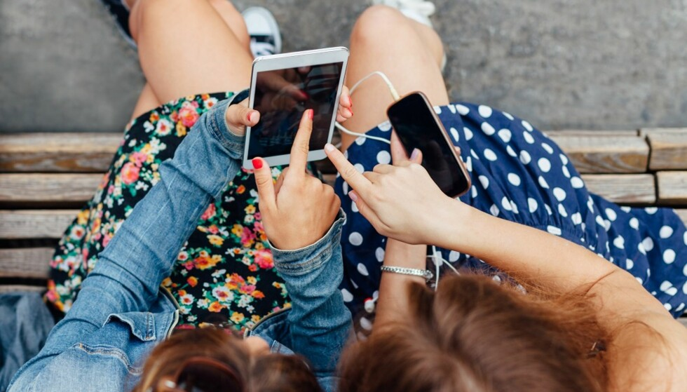 IKKE KONTROLL: Du kan ikke vite hva tenåringen gjør til en hver tid. FOTO: NTB Scanpix