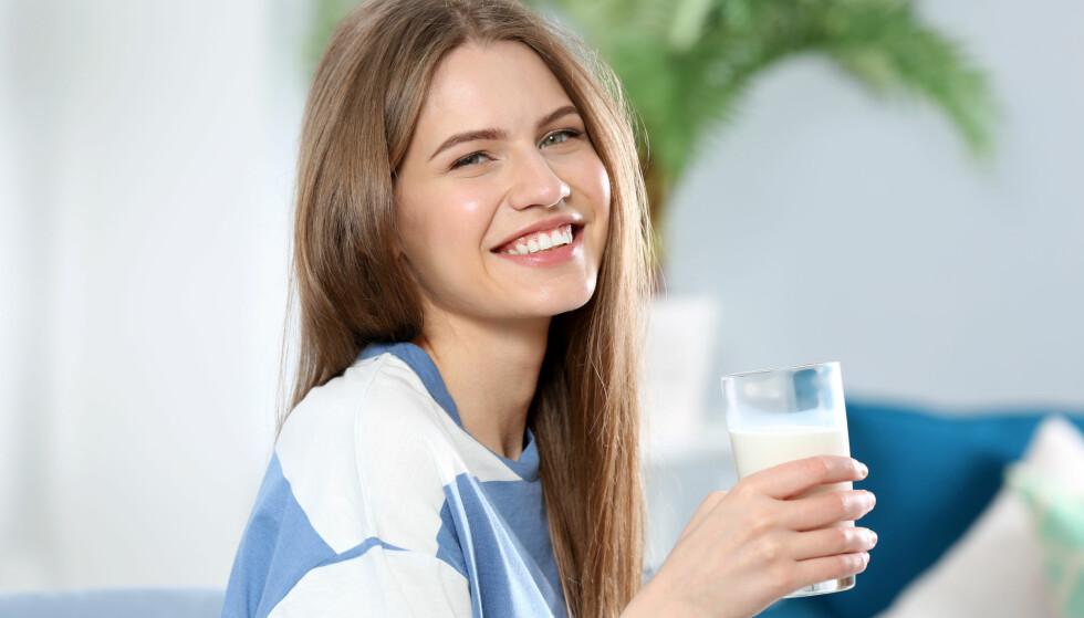 MEIERIPRODUKTER: Kan melkeprodukter være med på å påvirke vekta vår? Vi har spurt ekspertene. Foto: NTB Scanpix