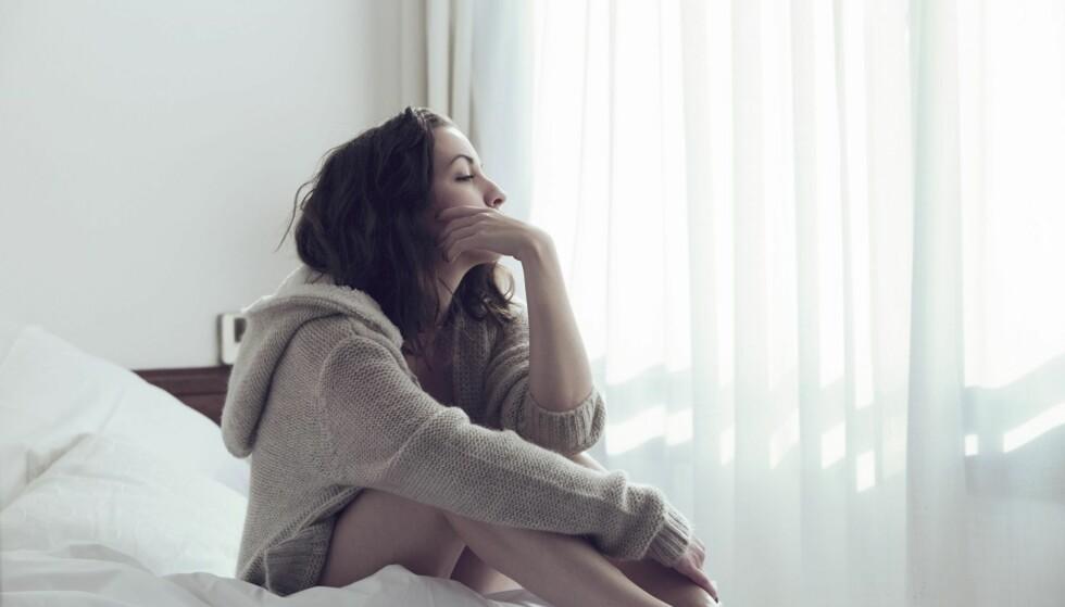 DÅRLIG SAMVITTIGHET Har du så mye dårlig samvittighet at det er slitsom? FOTO: NTB Scanpix