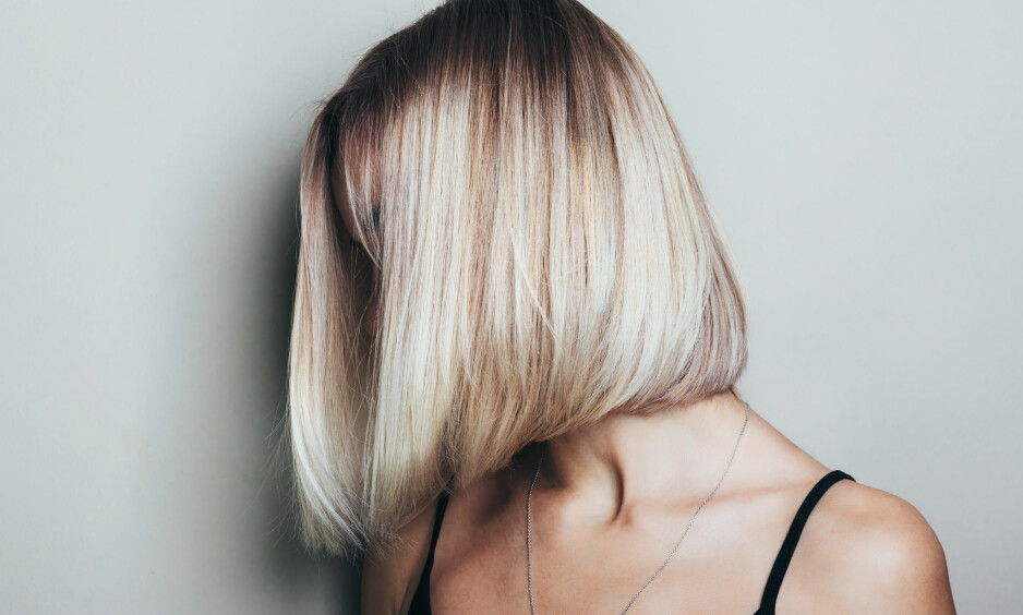HÅR VINTER: Vinteren kan være en påkjenning for håret, men heldigvis finnes det gode råd som gjør manken fin igjen. FOTO: NTB Scanpix