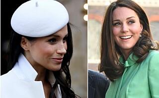 Folk mener dette brevet viser at dronningen liker Kate bedre enn Meghan
