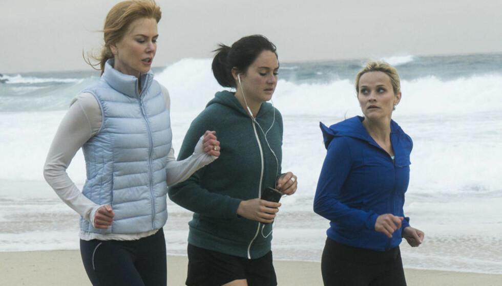 «BIG LITTLE LIES»: Det begynner å nærme seg ny sesong for suksess-serien. FOTO: HBO