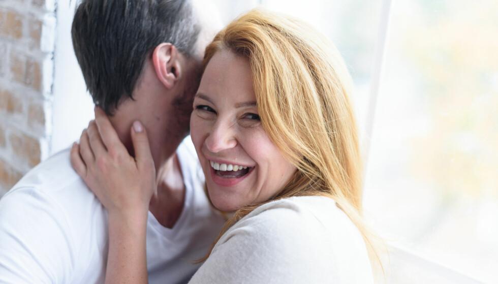 EN YNGRE MANN: Ifølge ekspertene er det flere fordeler med å date en yngre mann. FOTO: NTB Scanpix