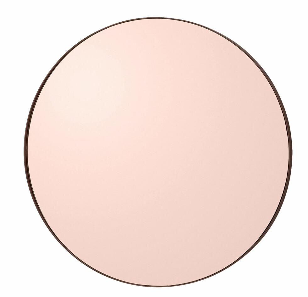 Speil fra AYTM |2799,-| https://www.eskeinterior.no/produkt/speil-circum-rose-o110/