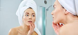 Hudsykdommen perioral dermatitt ligner på akne og rammer nesten kun kvinner