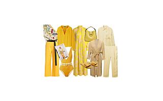 Fargeeksperten har kåret gult til årets farge