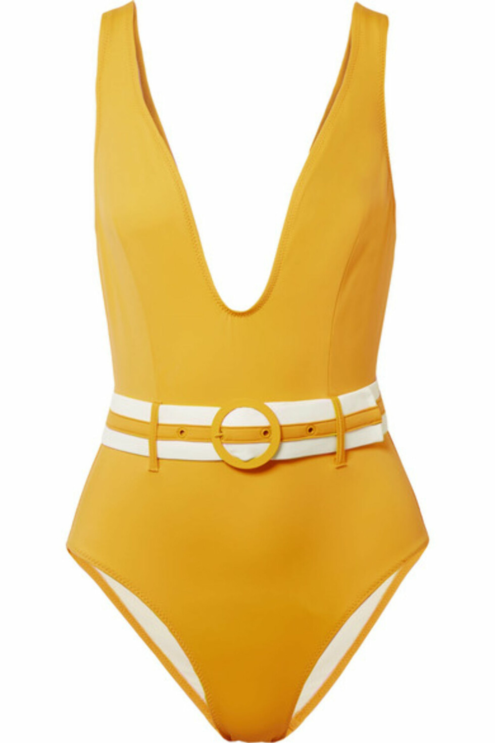 Badedrakt fra Solid & Striped |1600,-| https://www.net-a-porter.com/gb/en/product/998298/solid___striped/the-victoria-belted-swimsuit