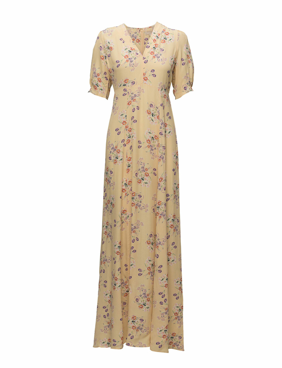 Kjole fra ByTiMo |2799,-| https://www.boozt.com/se/sv/by-ti-mo/50-s-maxi-dress_17229561/17229566?navId=67378&group=listing&position=1000000