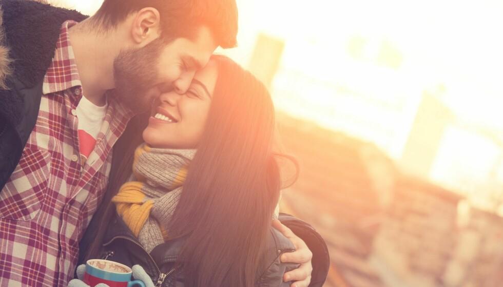 SÅRBART: Å elske gjør deg også sårbar for å få hjertet knust, derfor kan det føles vanskelig å vise hvor mye han betyr for deg. Foto: Scanpix.
