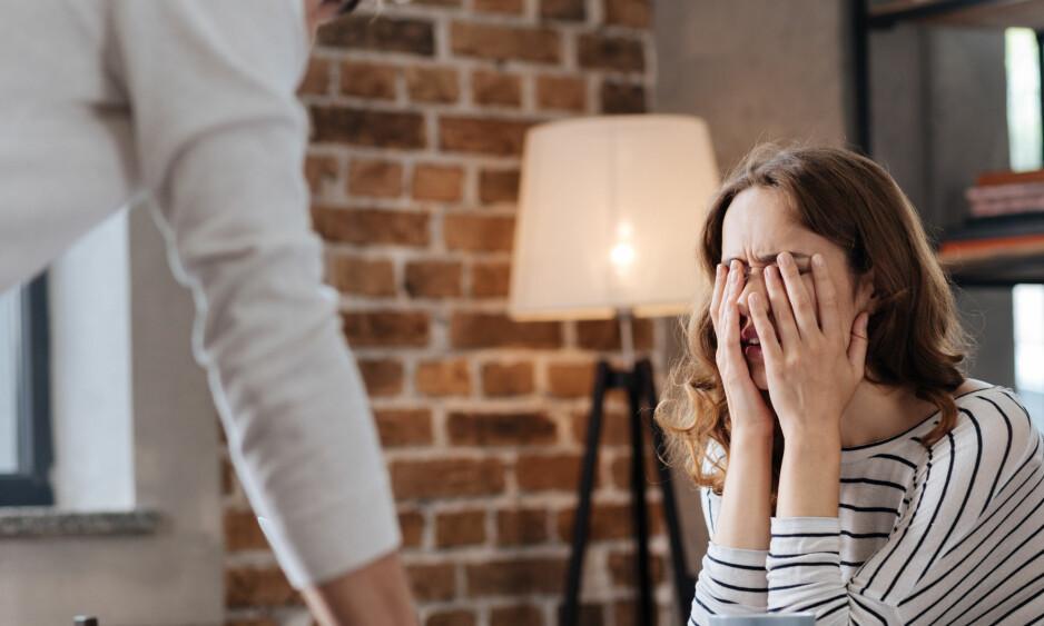 SAMLIVSBRUDD: Den som dumper må lære seg å tåle å være den som er «slem». Du er ikke nødvendigvis det, men du vil kunne føle det slik fordi det gjør vondt for den andre parten. FOTO: NTB Scanpix