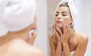 Har du store porer i ansiktet?