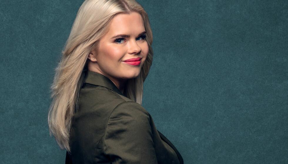 GRAVID: Om bare tre måneder blir Julianne og Ulrik foreldre til en liten gutt som skal hete Severin. FOTO: TV2