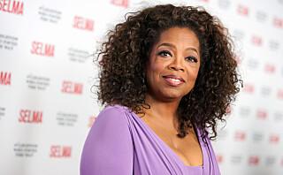 Oprahs råd til kvinner: Prioriter deg selv først, så partneren din, så barna