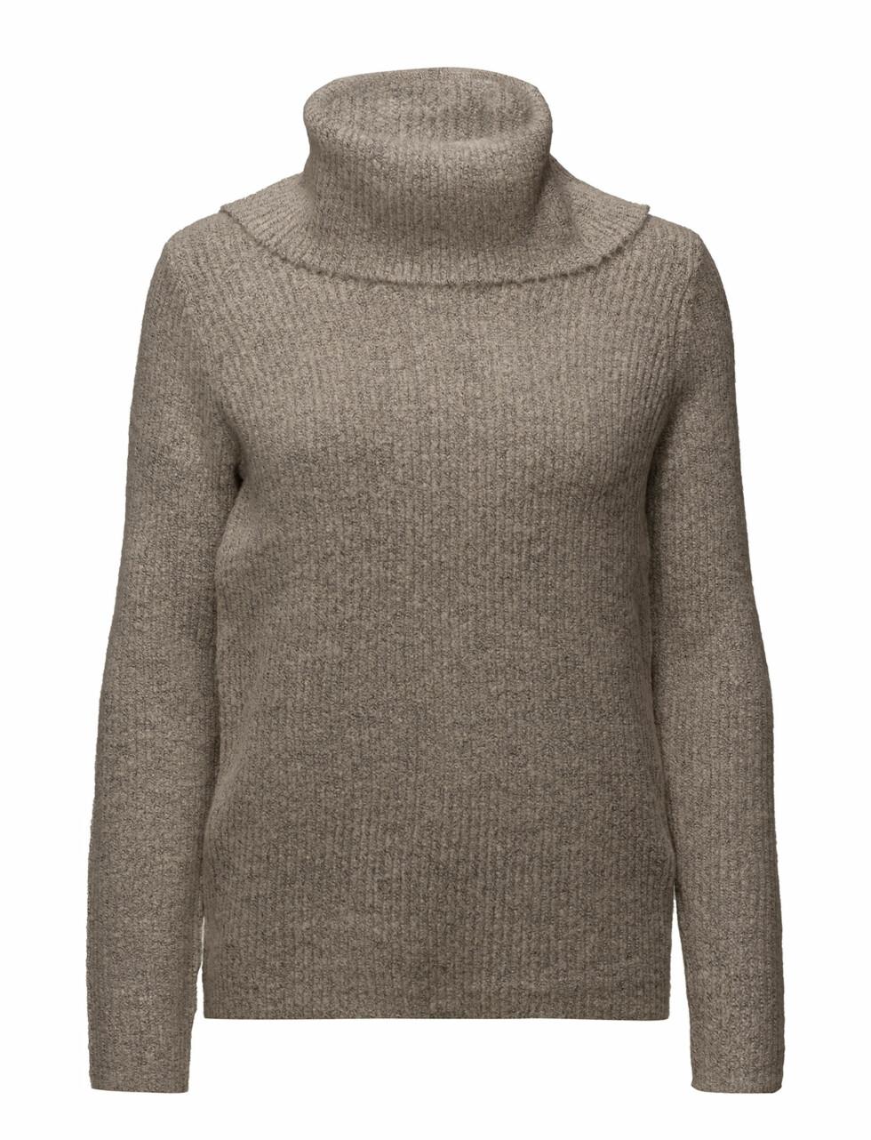 Genser fra Vila via Boozt |299,-| https://www.boozt.com/no/no/vila/vinanine-l-s-cowlneck-knit-top_16649228/16649231?navId=67396&group=listing&position=1000000