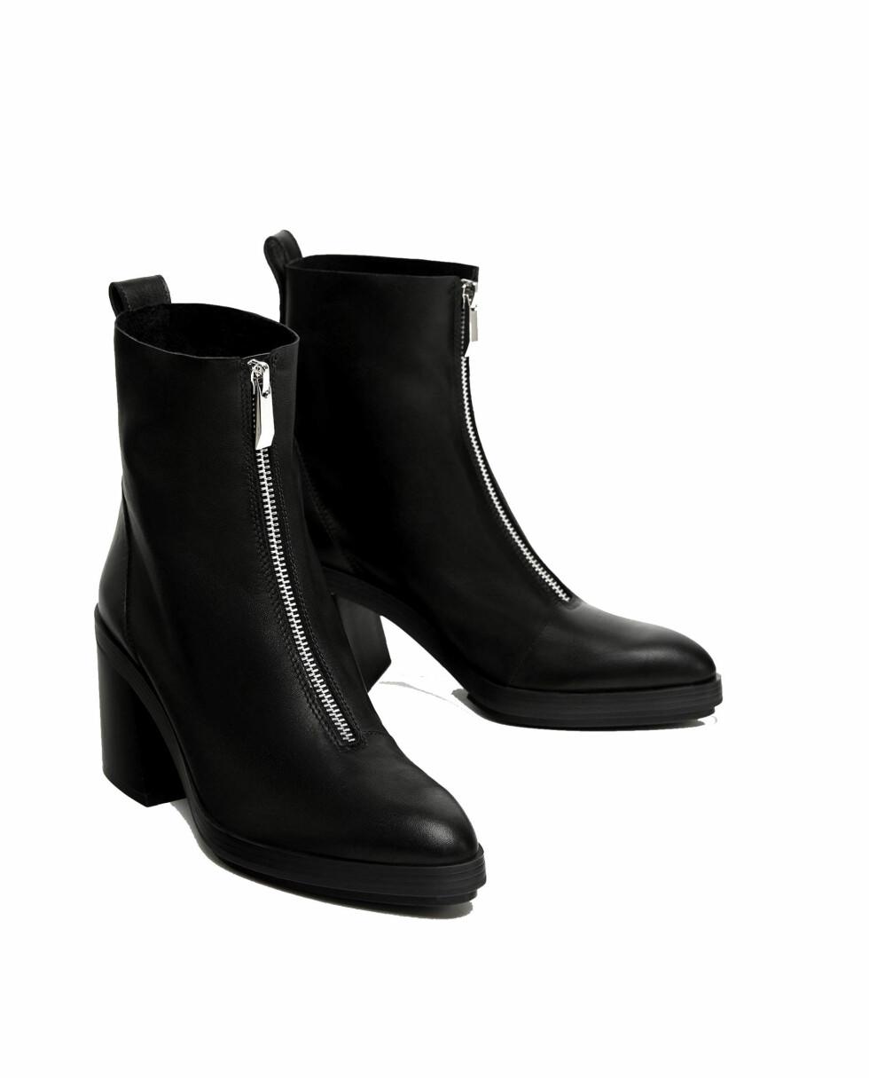 Sko fra Zara |699,-| https://www.zara.com/no/no/h%C3%B8yh%C3%A6lt-skinnskolett-med-glidel%C3%A5s-p17140201.html?v1=5454561&v2=893503