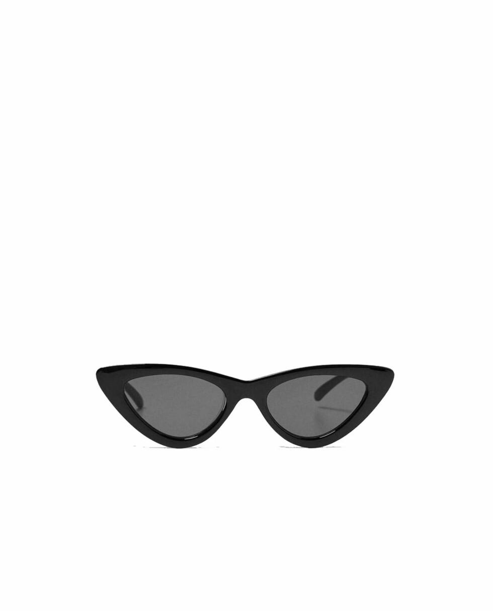 Solbriller fra Zara |199,-| https://www.zara.com/no/no/smale-cat-eye-briller-p03147001.html?v1=5497584&v2=718507
