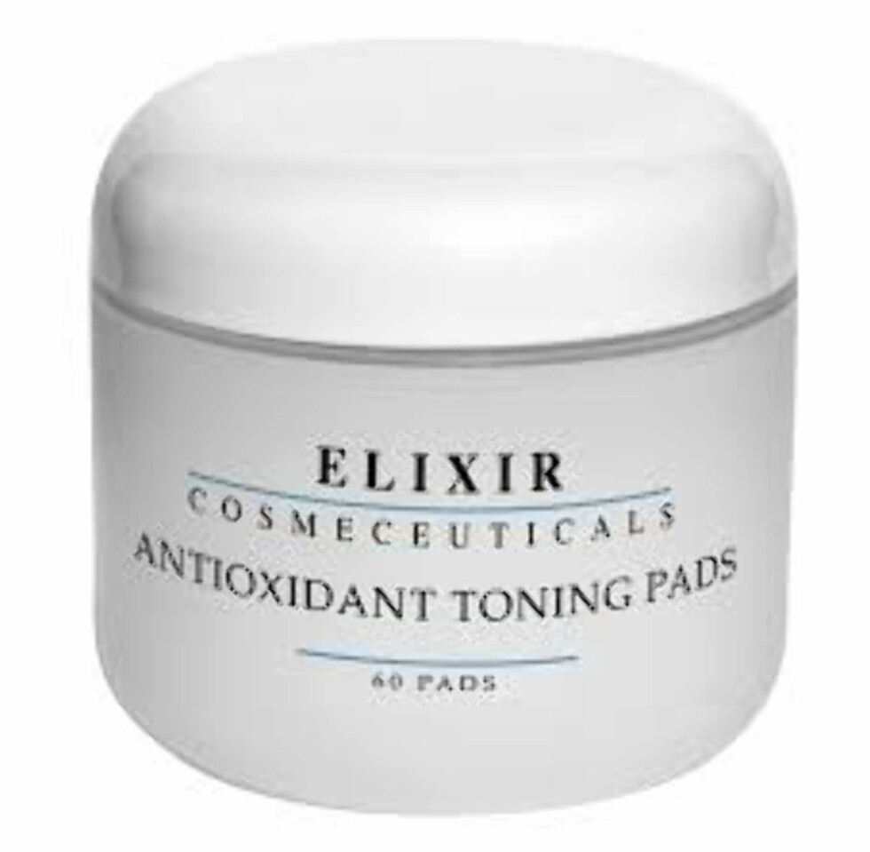 Elixir Antioxidant Toning Pads |540,-| https://beths.no/collections/elixir-cosmeceuticals/products/elixir-antioxidant-toning-pads