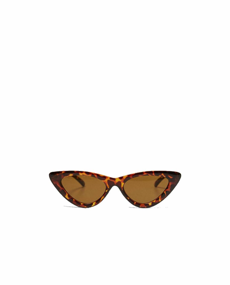 Solbriller fra Zara |199,-| https://www.zara.com/no/no/smale-cat-eye-briller-p03147001.html?v1=5497583&v2=718507