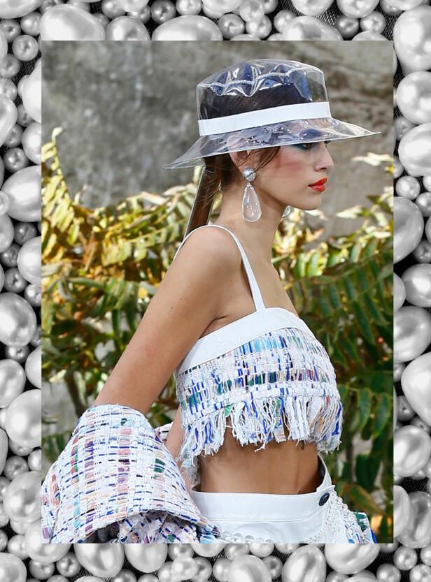 Chanel SS18 Foto: Scanpix
