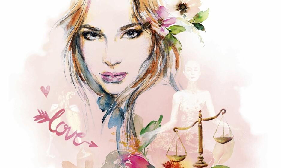SOMMERHOROSKOP: Ifølge horoskopet er det kjærlighet i luften for flere av oss. FOTO: NTB Scanpix