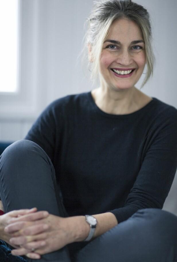 <strong>BRYR SEG IKKE OM HVA ANDRE TENKER:</strong> – Jeg har ikke lenger det utenfra-perspektivet, jeg tenker ikke over hva andre tenker om meg, sier Petra Biesalski. FOTO: Astrid Waller