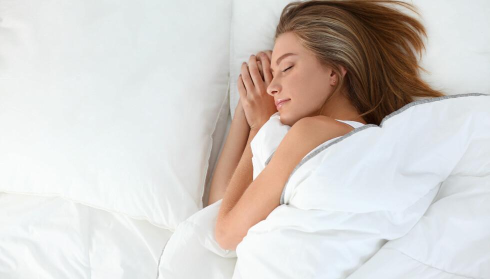 SØVN UTEN FORSTYRRELSER: For noen blir den beste løsningen på søvnproblemer å flytte inn på et eget soverom, men ekspertene påpeker at det kan kreve litt ekstra innsats om forholdet ikke skal ta skade. FOTO: NTB Scanpix