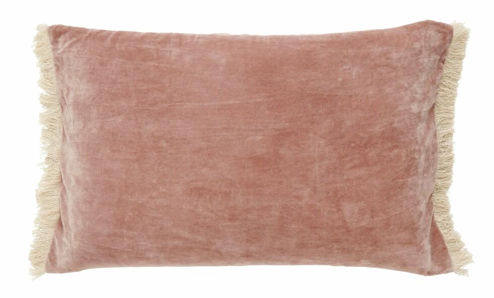 Den støvete rosatonen blir åse en god stund framover (kr 280, Nordal).