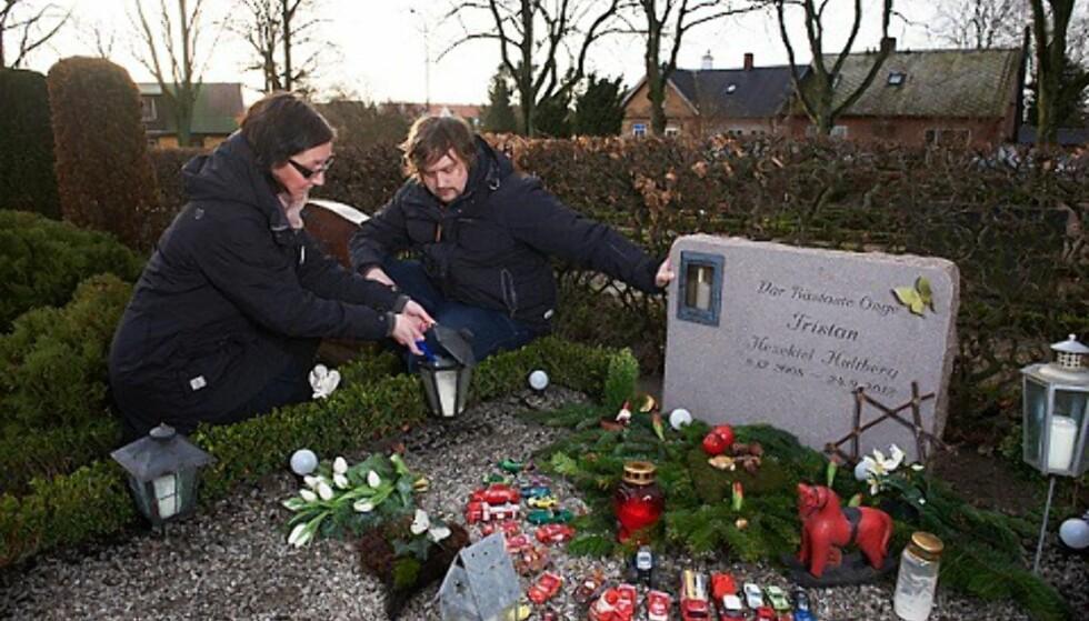 BUNNLØS SORG: Sophie var sykemledt i fem år etter ulykken. Skyldfølelsen satt i lenge. FOTO: Privat