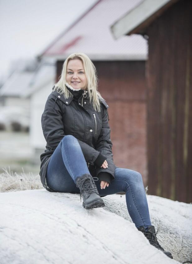 EN BEDRE VERDEN FOR DYRENE: – Når alt kommer til alt, ønsker jeg å bidra til en litt bedre verden for dyrene, men også for mennesker og planeten, sier Anette Westgaard. FOTO: Alf Holm