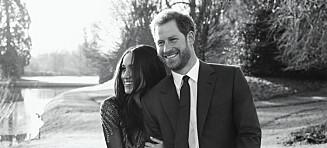 Dette vet vi om bryllupet til Meghan og Harry