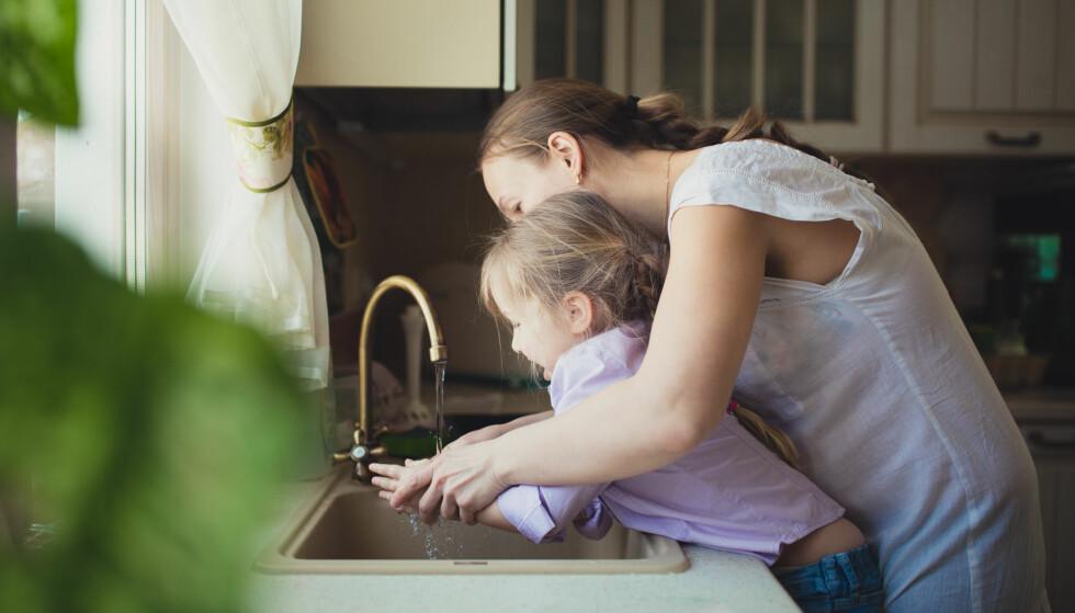 MISTER SEG SELV: Kvinner setter instinktivt andres behov foran egne, og kan ende opp med å miste seg selv i familielivet. FOTO: NTB Scanpix