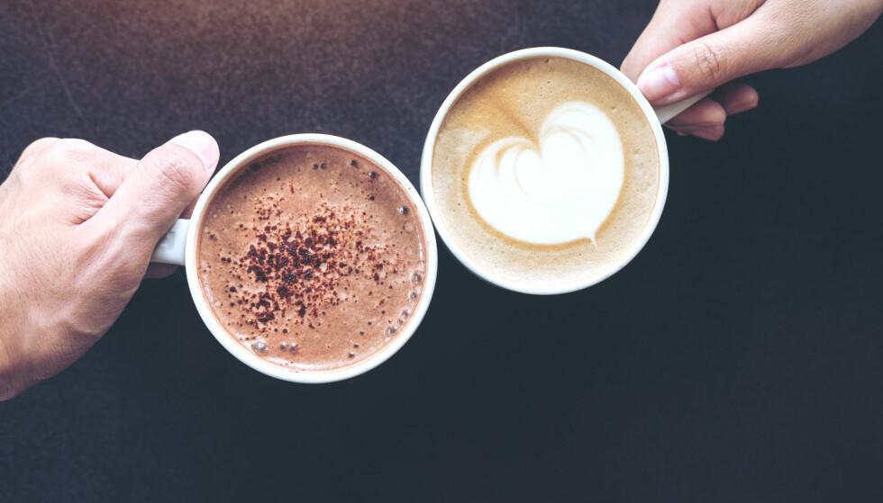KAKAOSEREMONI: – Kakaoseremonier er en del av en ny trend som kalles «healthy high». Det handler om å møte verden helt ren, og samtidig oppsøke de ritualene som gir kroppen et kick, forklarer framtidsforsker Mette Sillesen. FOTO: NTB Scanpix