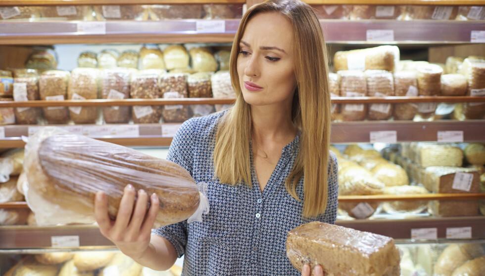 <strong>VALGETS KVALER:</strong> Ikke la deg lure! At brødet er mørkt betyr ikke nødvendigvis at det er grovt. Den mørke fargen kan komme av tilsatt farge eller sukkerkulør. FOTO: NTB Scanpix