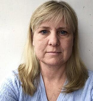SEKUNDÆR RAYNAUD: Trine Heed (50) er svært plaget av Raynauds fenomen, og hun har hatt sykdommen i mange år. FOTO: Privat