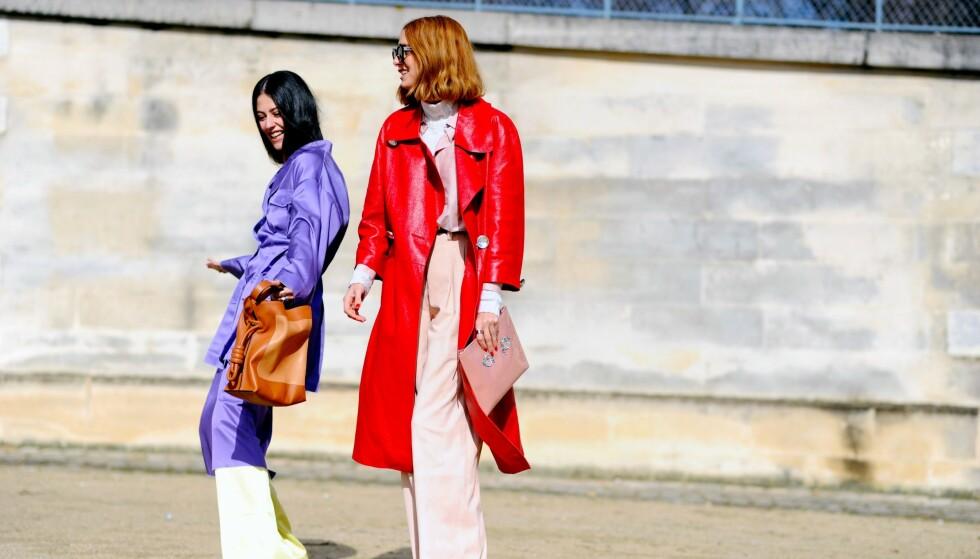 VÅRMOTEN ER HER: Vi feirer starten på våren med en ny jakke! FOTO: NTB Scanpix